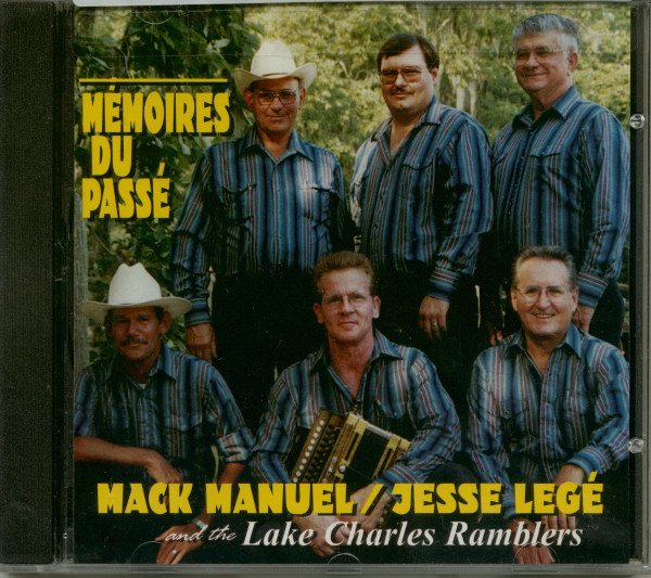 Memories Du Passe (CD)
