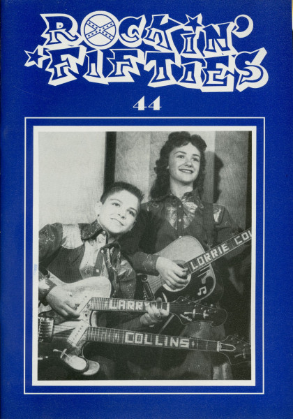Nr. 44 - Musikmagazin Juni - Juli 1992