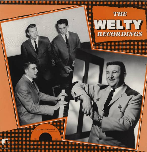 The Welty Recordings (LP)