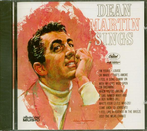 Dean Martin Sings (CD)