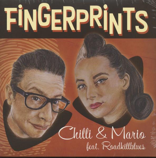 Fingerprints (LP)
