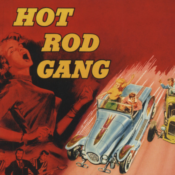 Va Hot Rod Gang