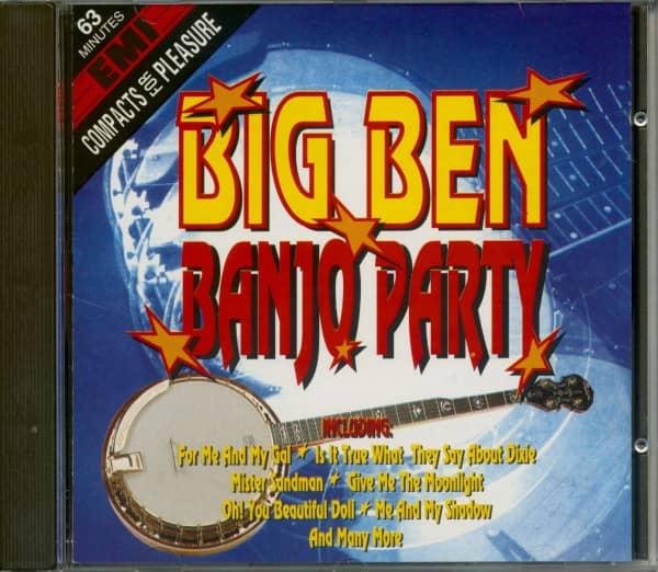 Big Ben Banjo Party (CD)