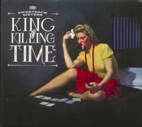 King Of Killing Time (CD)