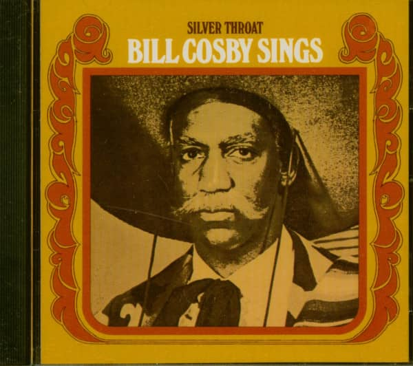 Silver Throat Bill Cosby Sings (CD)