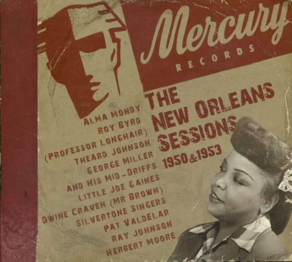 The Mercury New Orleans Sessions (2-CD)