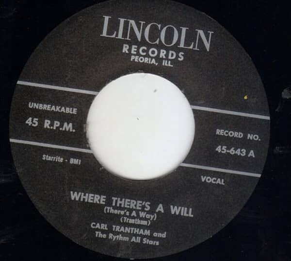 Where There's A Will - After I Go Away (7inch, 45rpm)