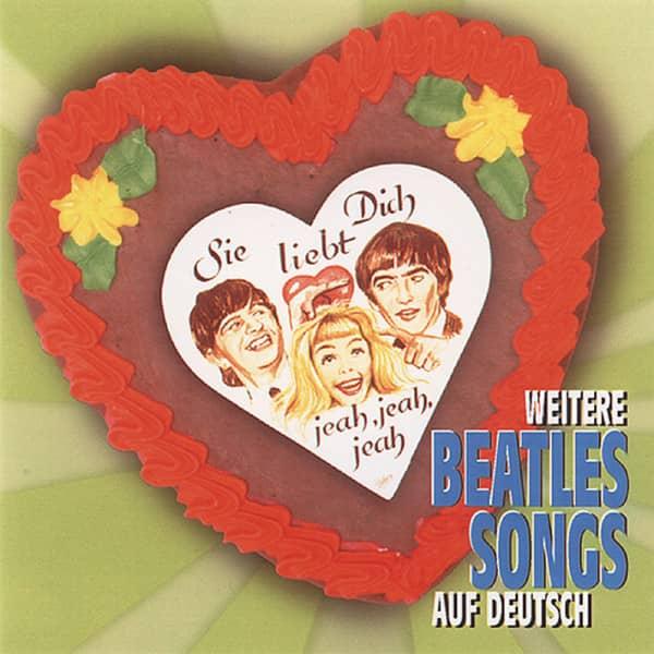 Sie liebt dich - Weitere Beatles Lieder