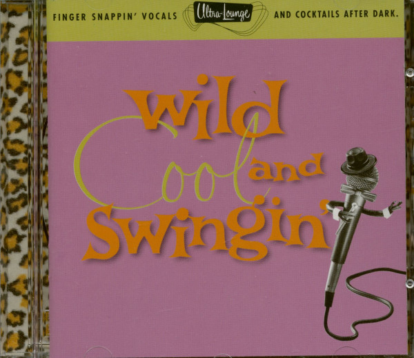 Ultra Lounge - Wild, Cool & Swingin' Vol.5 (CD)