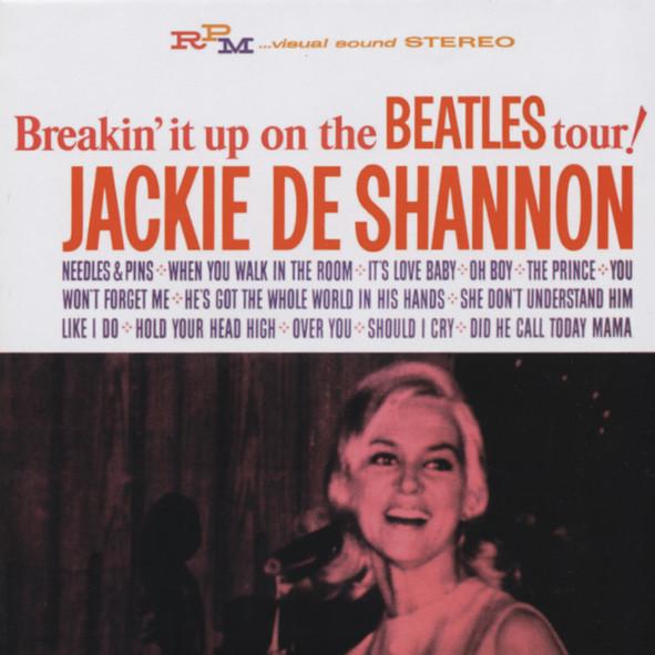 Deshannon, Jackie Breakin' It Up On The Beatles Tour...plus