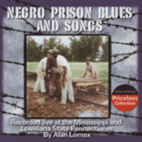 Lomax, Alan Southern Prison Blues And Songs