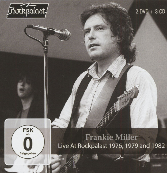 Live At Rockpalast 1976, 1979 & 1982 (3-CD & 2-DVD)