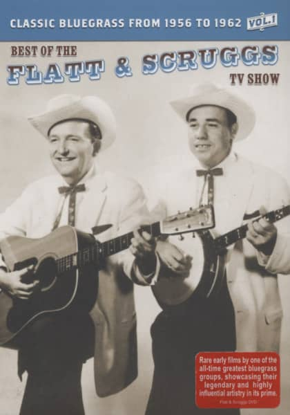 Flatt & Scruggs TV Shows 1956-62 Vol.1 (0)