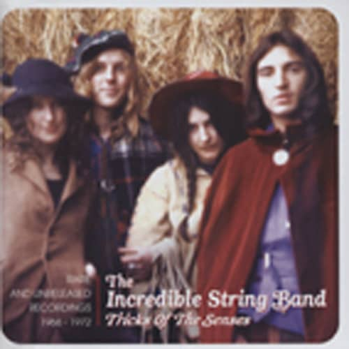 Incredible String Band Tricks Of the Senses (2-CD)