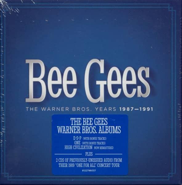 The Warner Bros.Years 1987-1991 (5-CD)