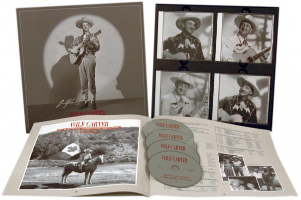 A Prairie Legend (4-CD)