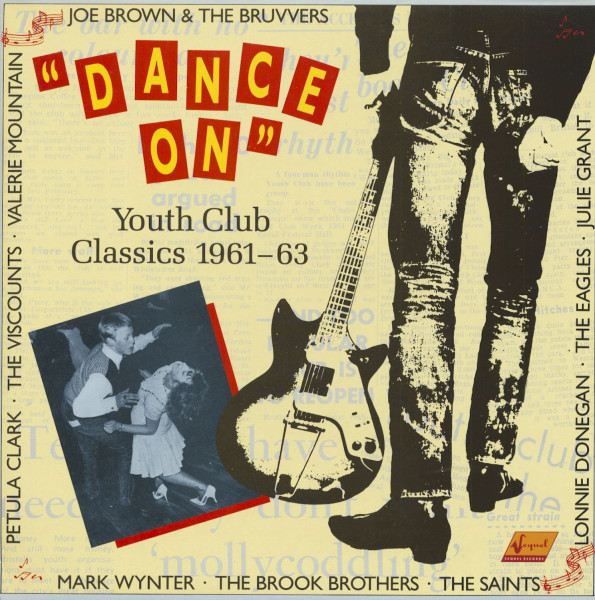 Dance On - Youth Club Classics (2-LP)