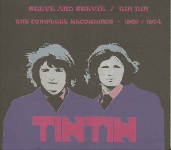 Stevie/Tin Tin - The Complete Recordings 1968-1974 (2-CD)