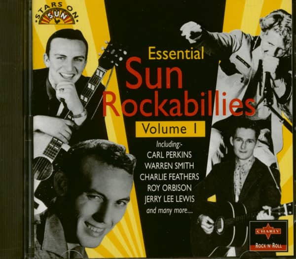 Essential Sun Rockabillies Vol.1 (CD Album)