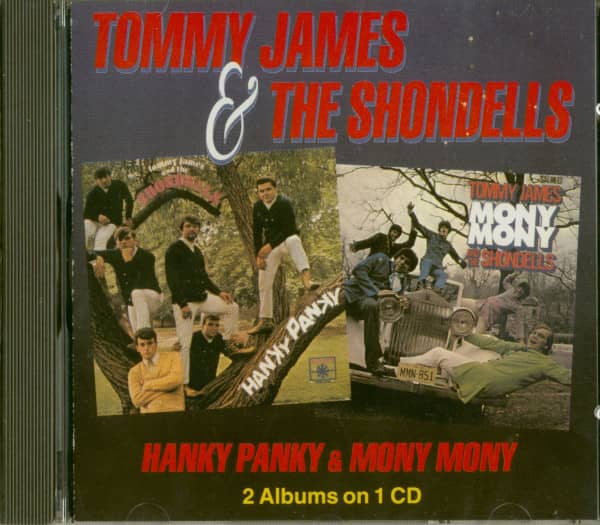 Hanky Panky - Mony Mony