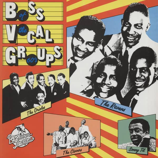 Boss Groups Of The 60's