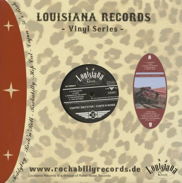 Cunts N Roses (LP, 180g Vinyl, Ltd.)