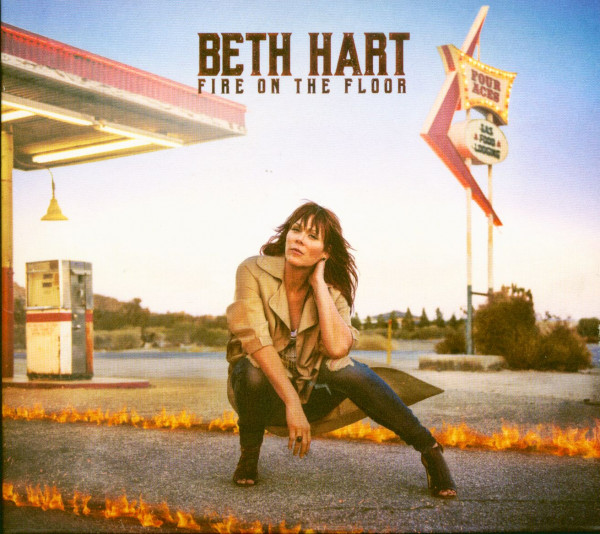 Fire On The Floor (CD)