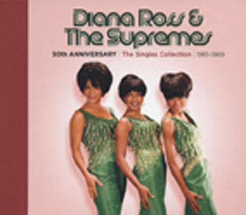 Ross, Diana & The Supremes 50th.The Singles Collection 1961-69 (3-CD)
