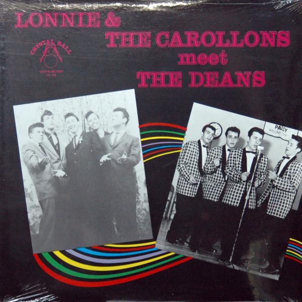 Lonnie & The Carollons Meet The Deans
