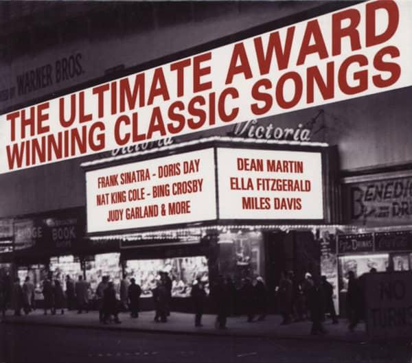 The Ultimate Award Winning Classic Songs 3-CD