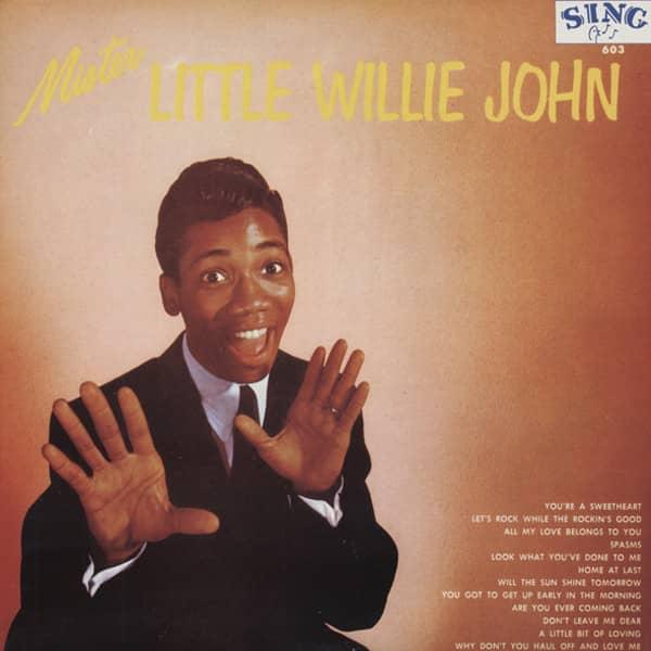 John, Little Willie Mister Little Willie John