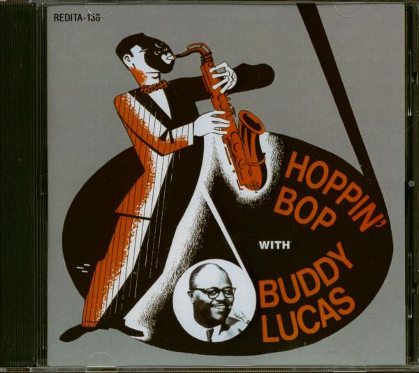 Lucas, Buddy Hoppin' Bop (CD)