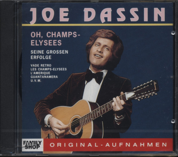 Dassin, Joe Oh Champs-Elysees - Erfolge (French)