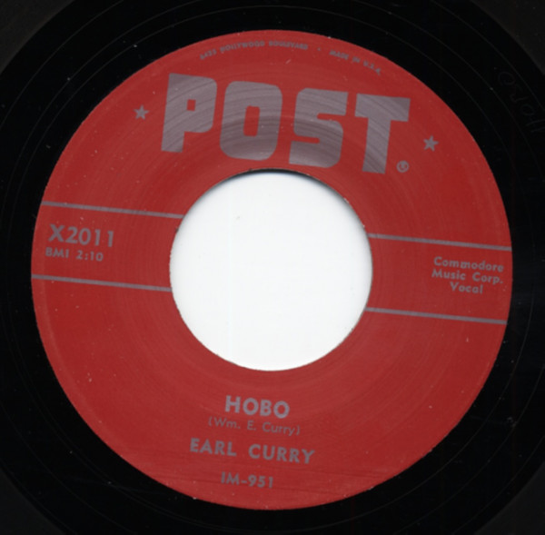 Hobo b-w The Reason 7inch, 45rpm