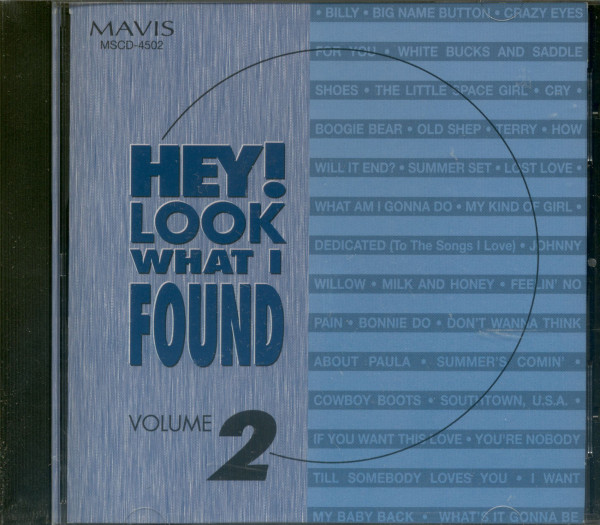 Vol.2, Hey ! Look What I Found