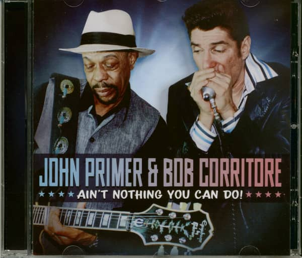Ain't Nothing You Can Do (CD)