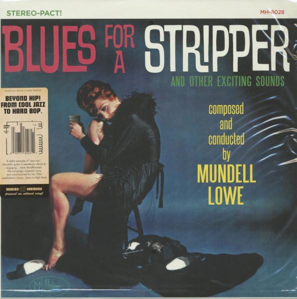 Blues For A Stripper (LP)