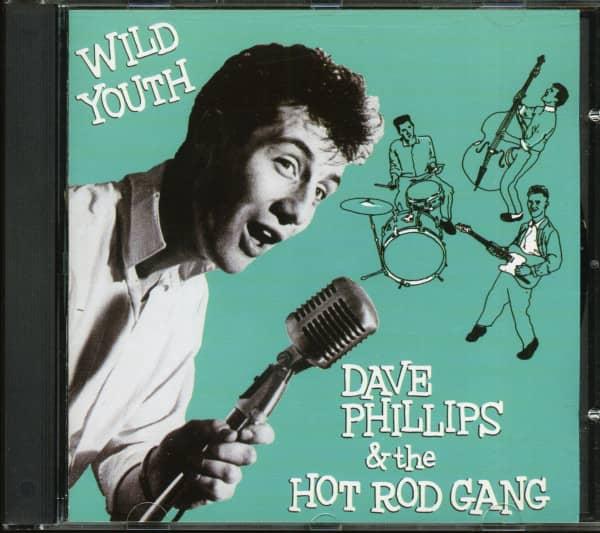 Wild Youth (CD)