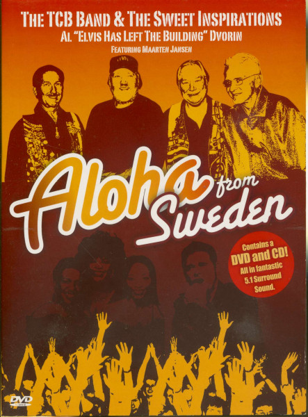 Aloha From Sweden (DVD & CD) (0)