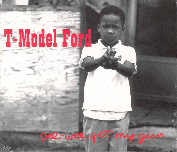 T-model Ford Pee-Wee Get My Gun