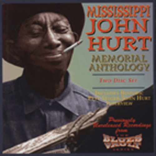 Hurt, Mississippi John Memorial Anthology (2-CD)