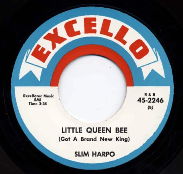 Little Queen Bee b-w I Need Money 7inch, 45rpm
