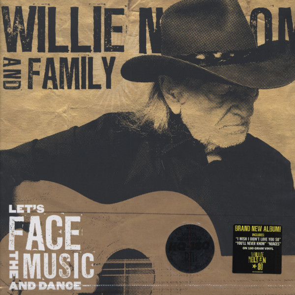 Let's Face The Music And Dance 180g HQ Vinyl