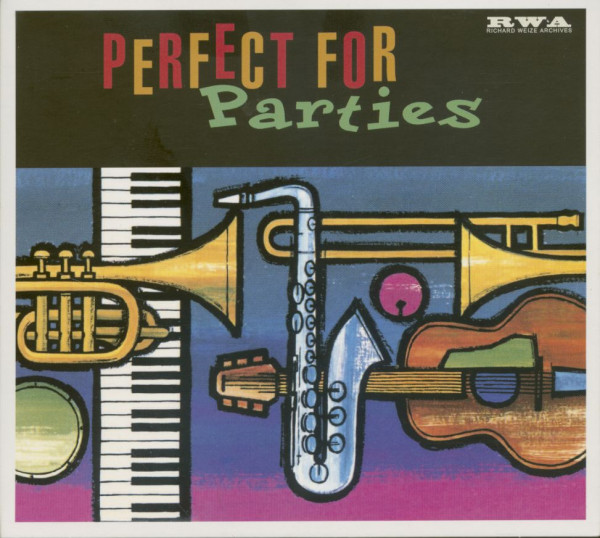 Perfect For Parties (CD)