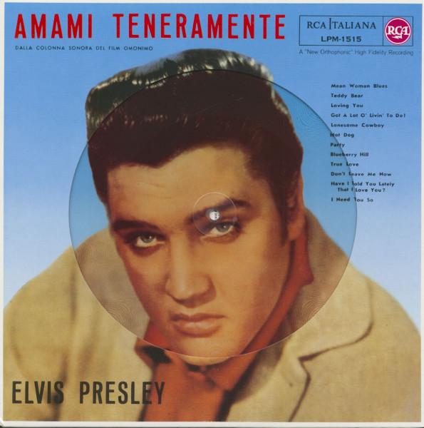 Amami Teneramente - Picture Disc (LP)
