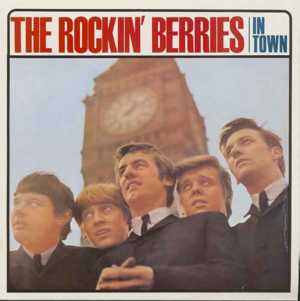 The Rockin' Berries In Town (LP)