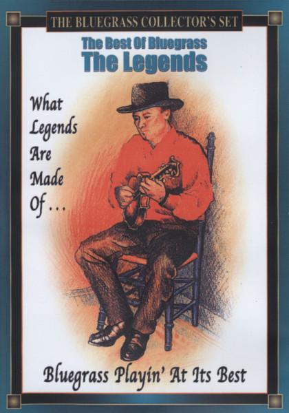 Va Bluegrass Legends - Best