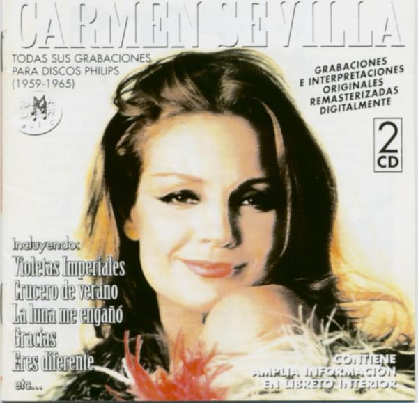 Todos sus grabaciones para Discos 1959-65 (2-CD)