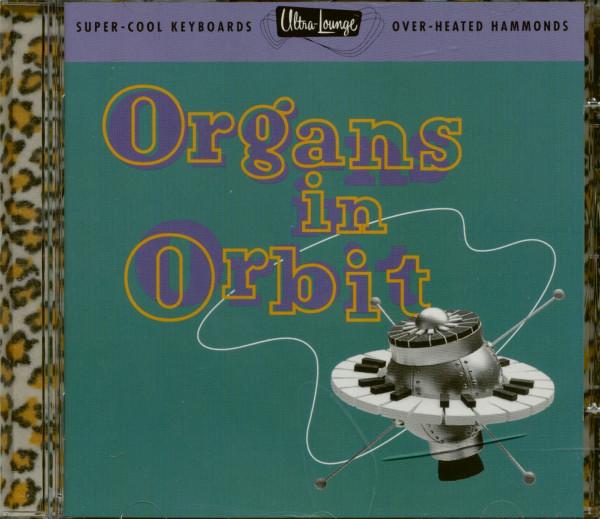 Ultra Lounge - Organs In Orbit Vol.11 (CD)