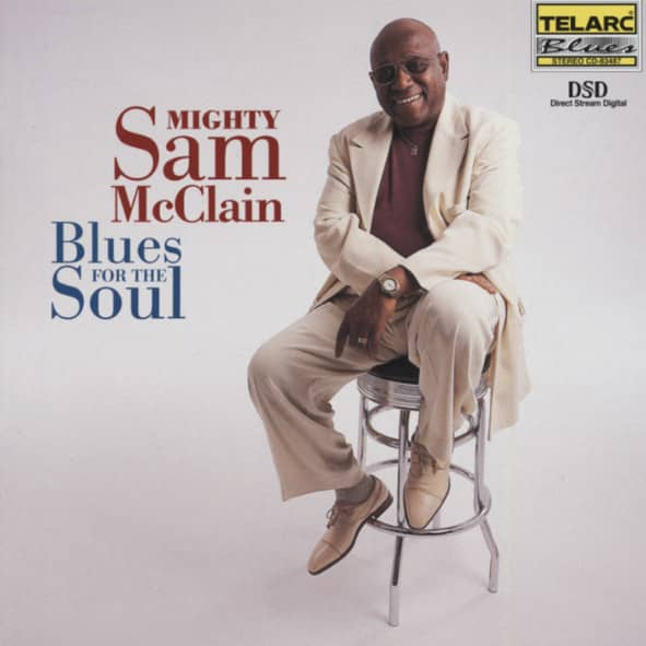Mcclain, Mighty Sam Blues For The Soul